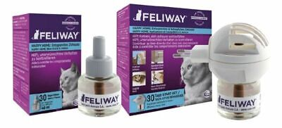 FELIWAY CLASSIC Happy Home-Start Set / Nachfüller / Spray-Original Feli- Scratch