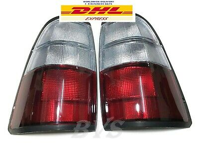 Rear Tail Light Lamp Fits For Isuzu Pickup Holden Rodeo TFR TF 1999-2002 LH&RH