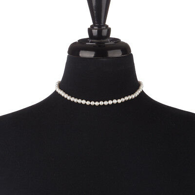 NEW Bowerhaus Hello Jackie Shell Pearl Short Necklace 6mm