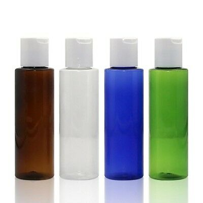 Travel Empty Transparent Plastic Spray Bottle Water Perfume Atomizer Container