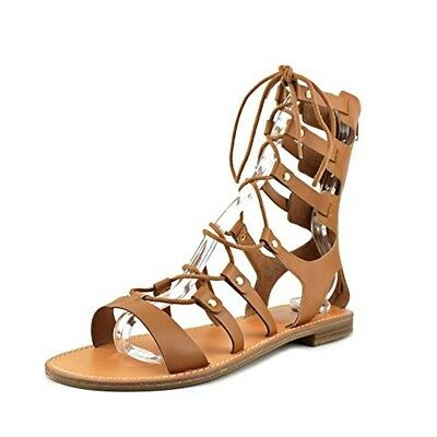 73140b84dbefb1 G by GUESS Womens Hopey Open Toe Casual Gladiator Sandals