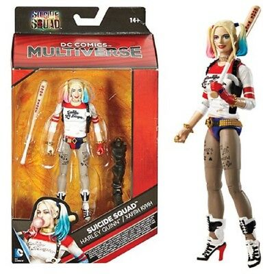 Dc Multiverse Suicide Squad Harley Quinn 15Cm
