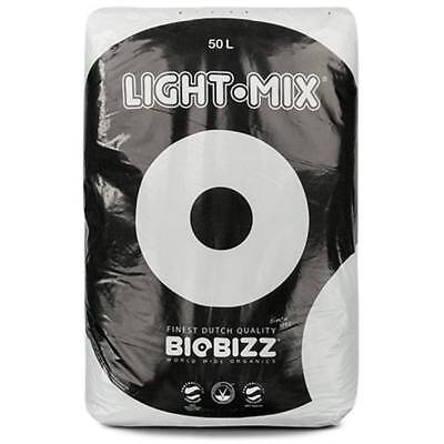 Terriccio Biobizz Light Mix 50L