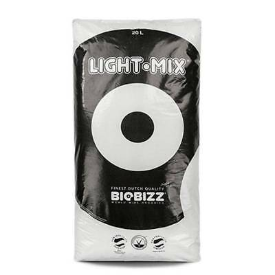 Terriccio Biobizz Light Mix 20L