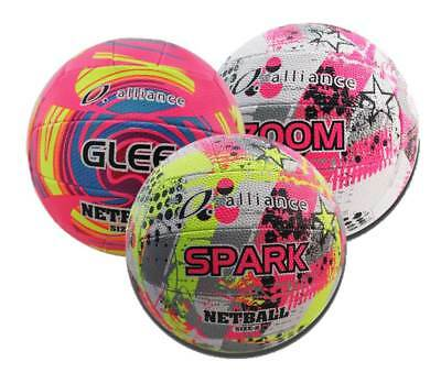 NEW  Netball (ball size 4 or 5) GREAT GIFT IDEA FOR YOUNG NETBALLERS