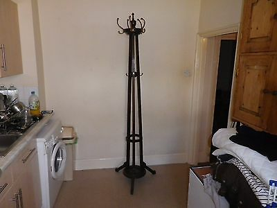 Antique Georgian Revolving Coat and Hat Stand