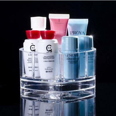 Holder Display Stand Acrylic For Cosmetics Brush Storage Box Makeup Organizer