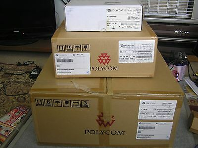Polycom Hdx 4000  Hd Video Conferencing System