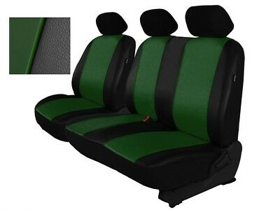 MERCEDES VITO W639 2003-2014 ECO LEATHER TAILORED SEAT COVERS MADE TO MEASURE