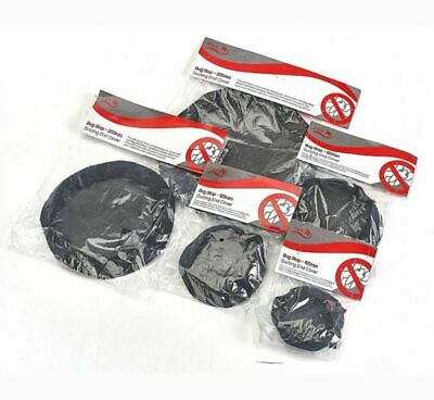 gardeners corner Hydroponics Intake Ducting Bug Stop Stopper Net End Cover Grow Tent Filter Mesh 5//125mm