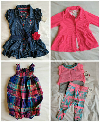 Baby Girl 9-12 months Clothes