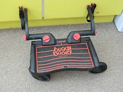 lascal buggy board minii complete with fittings