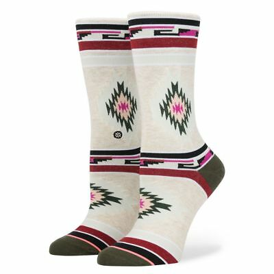 STANCE SOCKS NEW Womens Stick Together Oatmeal Heather BNWT