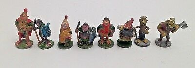 1988 HP88 Vintage 80s Asterix the Roman / Gauls Metal Models Collection! RARE
