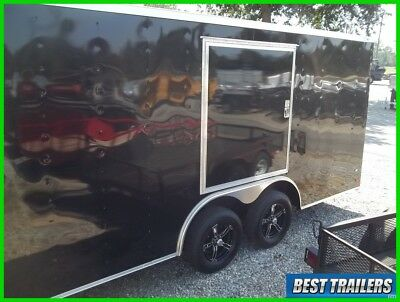 8 x 20 finished enclosed motorcycle carhauler trailer cargo 8x20 2017 escape doo