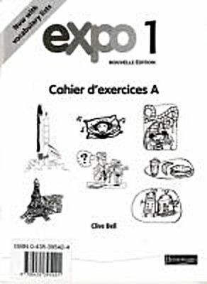 Expo 1 Workbook A Pack of 8 New Edition (Expo 11-14) [Taschenbuch] by