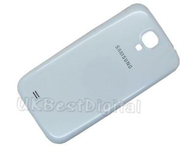 Original Battery Cover For Samsung Galaxy S IV S4 GT-i9500 GT-i9505 White Frost
