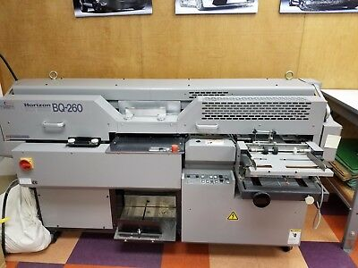 Horizon Perfect Binder BQ-260