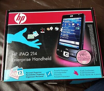 HP 214 Enterprise PDA