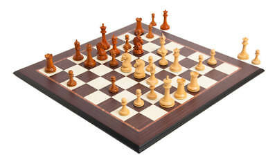 "Camaratta Signature Series Cooke Luxury Chess Set - Pieces Only - 3.65"" King - P"