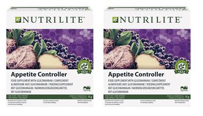 2x NUTRILITE™ Appetite Controller (2x 30 x 2.5g) / Appetitzügler / Amway