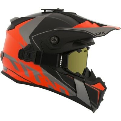 CKX Titan CLIFF Snow Helmet Large. NEW IN BOX - Ships from Canada