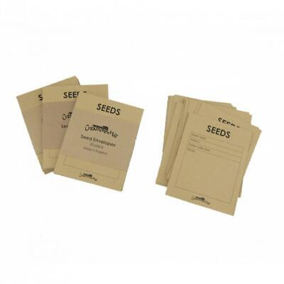 NEW CREAMORE MILL |  Seed Envelopes - Pack of 20 Creamore Mill Botanex