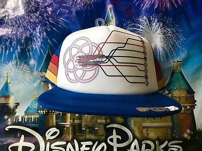 Disney Parks EPCOT 35th Anniversary Baseball Hat Cap NEW