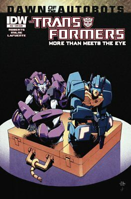 Transformers More Than Meets The Eye #32 Cover Sub IDW Publishing