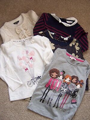 Girls Bundle 5-6 years Debenhams Junior J and Bluezoo **Great Condition** 5 item