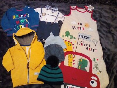baby boy bundle of clothes age 3 -6 months all new