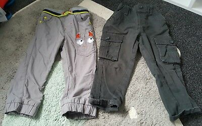 boys trousers 18-24 months