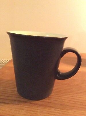 2 Denby ENERGY CELADON CHARCOAL Grand mug, 4""
