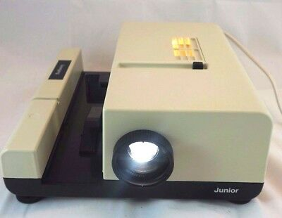 Slide Projector Liesengang Automat Junior 349 Vintage  Made in Germany FAST POST