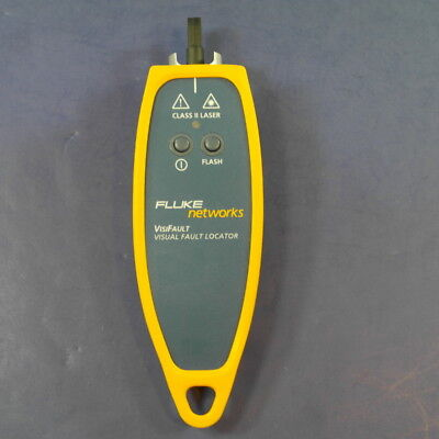 Fluke VisiFault Visual Fault Locator, Very Good Condition, See Details