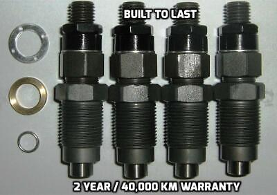 DIESEL FUEL INJECTOR SET MITSUBISHI PAJERO,TRITON 4D56//4D56T engine.2.5L.NEW