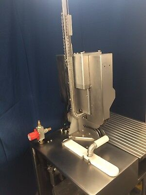 Industrial Tipper Tie Vac Machine Tested and Working