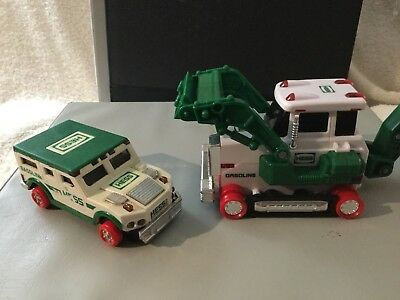 Vintage Hess Truck Good For Parts