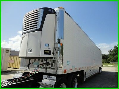 2012 Great Dane 53 Ft Reefer 53 ft x 102 Used