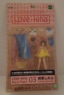 Love Hina 03 SkyLuv Project Shinobu Maehara  C-WORKS