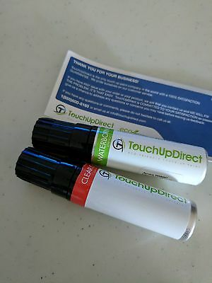 TouchUpDirect Acura-Obsidian Blue Pearls-B 588P paint JariPackage