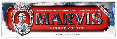 MARVIS Dentifricio cinnamon mint 85 ml. - dentifrici