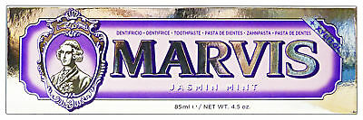 MARVIS Dentifricio jasmin mint 85 ml. - dentifrici