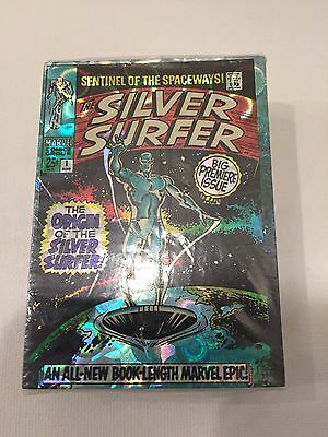 Marvel Silver Surfer Trading Cards 1992 Comic Images 72 Card Set NM!