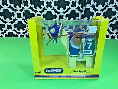 Breyer Race Tack Set No. 2449 - New in Box Never Opened