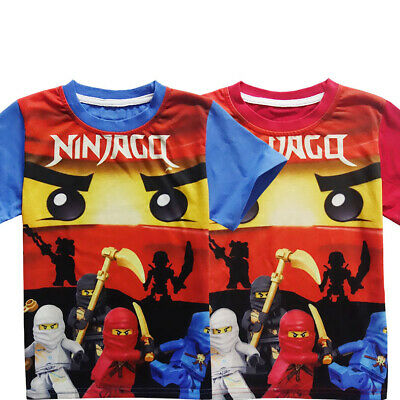 Ninjago Kid's T Shirt  AU Shop