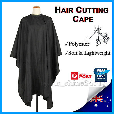 1x 2x Hair Cutting Cape Colouring Perm Hairdressing Styling Salon Barber Gown