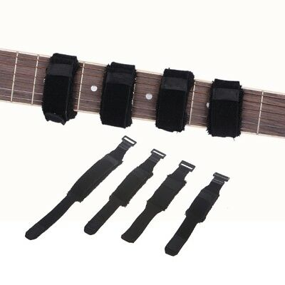 Bass Electric Guitar String Mute Professional String Dampener Muting Accessories