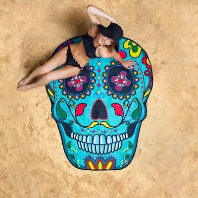 BigMouth Inc: Sugar Skull Beach Blanket