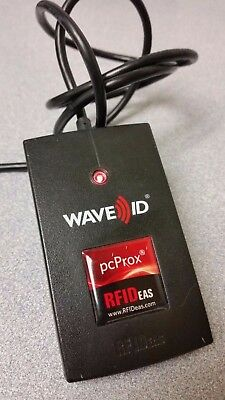 RFIDeas WAVE ID pcProx USB Reader  FREE FIRST CLASS SHIPPING
